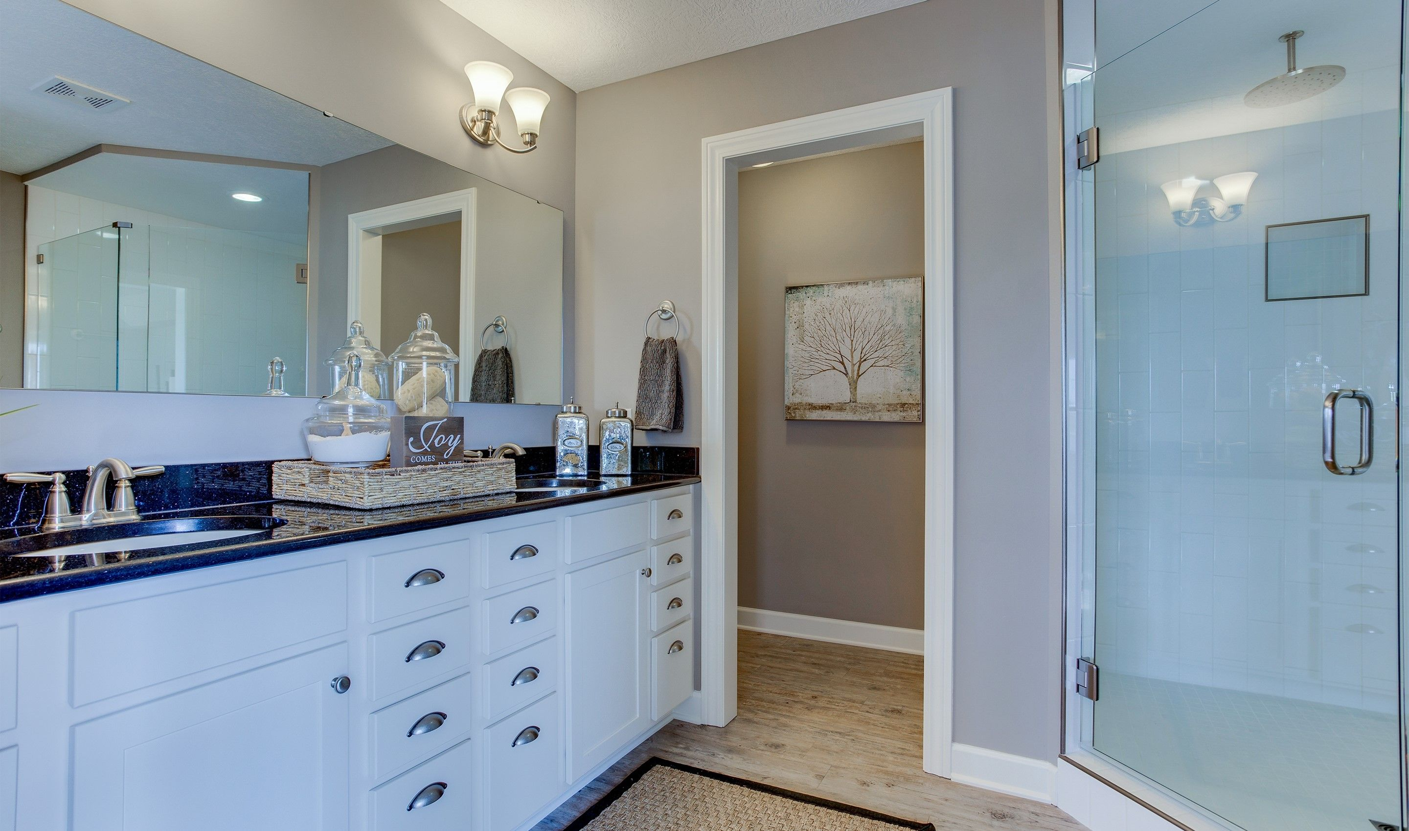 Bathroom featured in the Dover By K. Hovnanian® Homes - Build on Your Lot in Toledo, OH