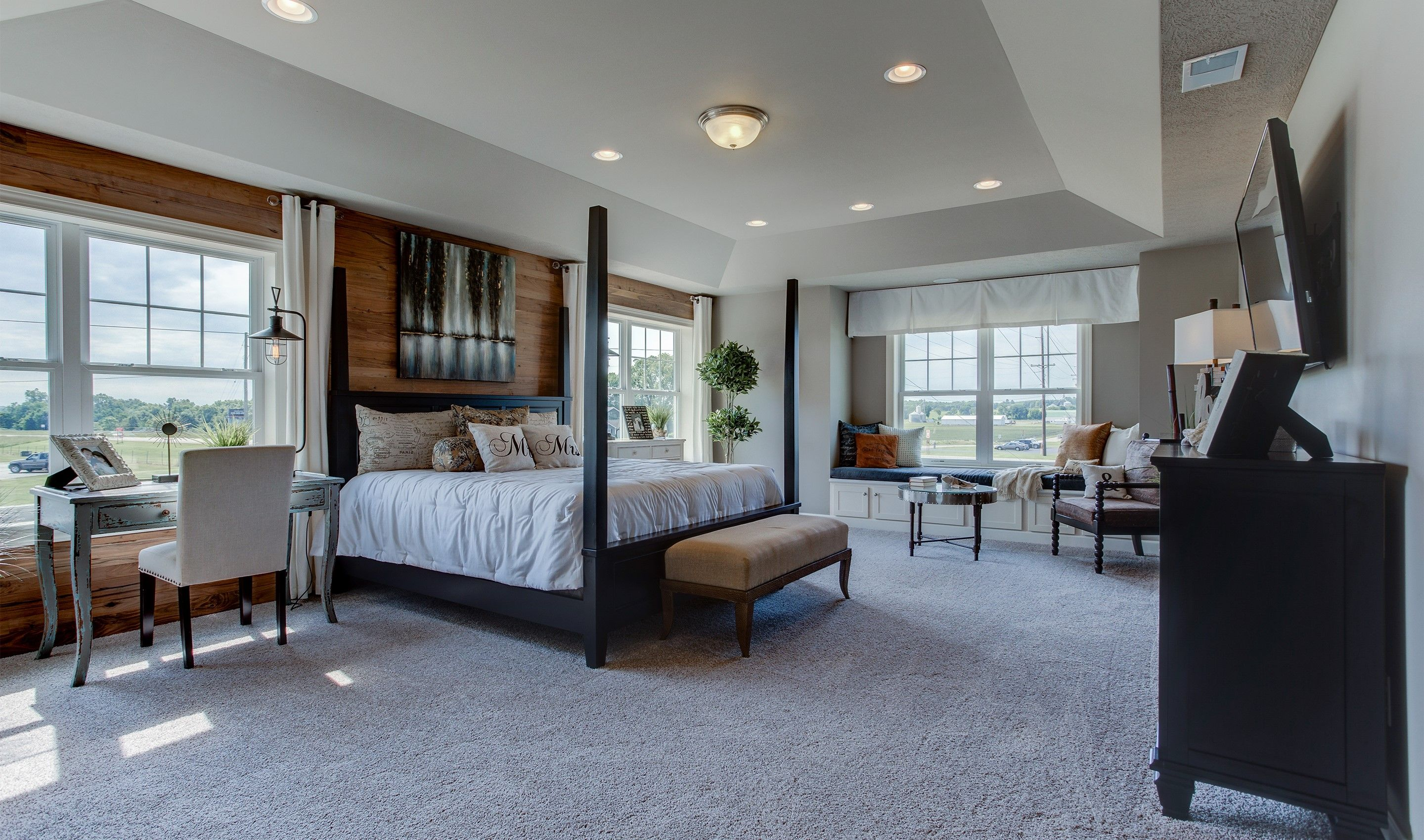 Bedroom featured in the Dover By K. Hovnanian® Homes - Build on Your Lot in Mansfield, OH