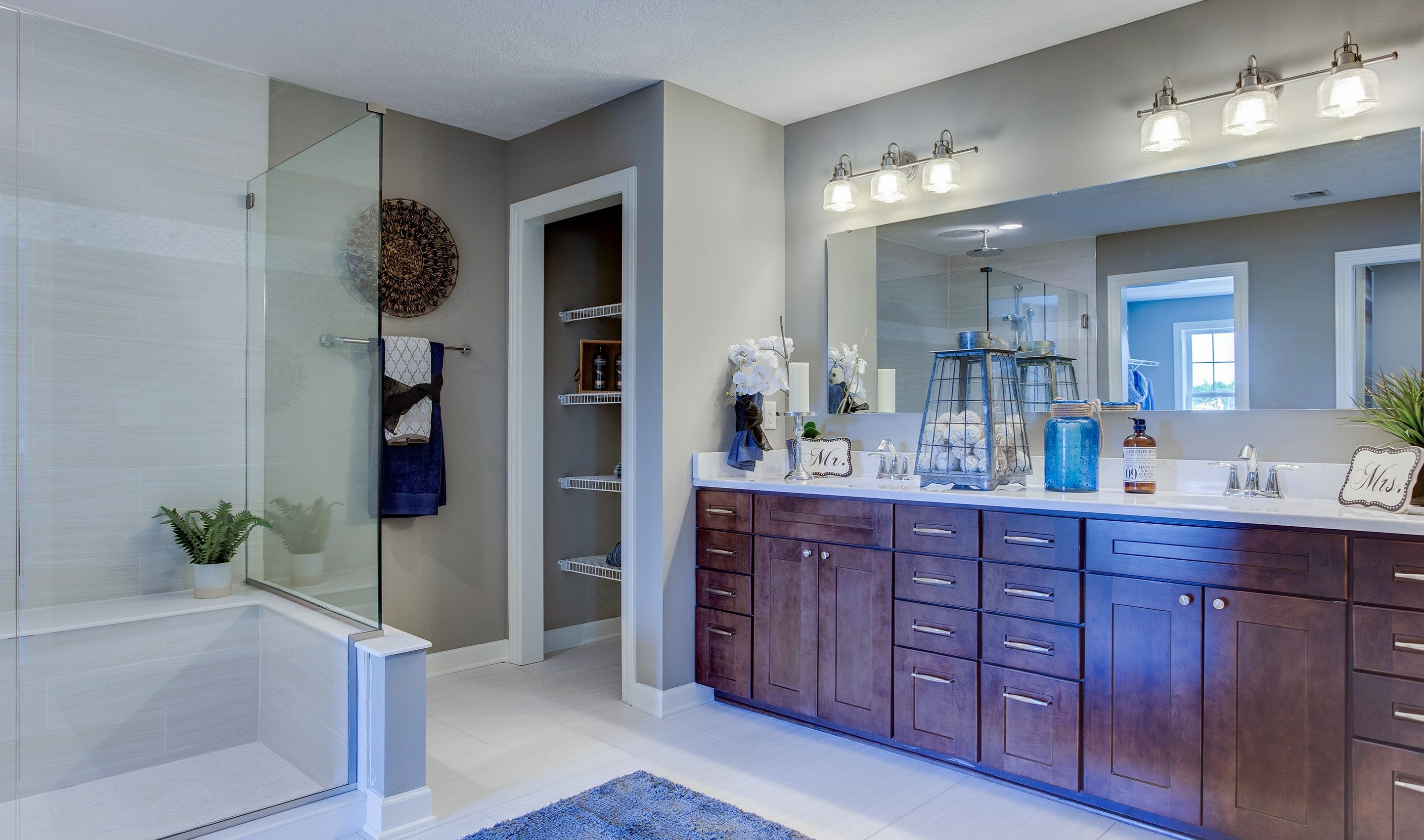 Bathroom featured in the Pendleton II By K. Hovnanian® Homes - Build on Your Lot in Mansfield, OH
