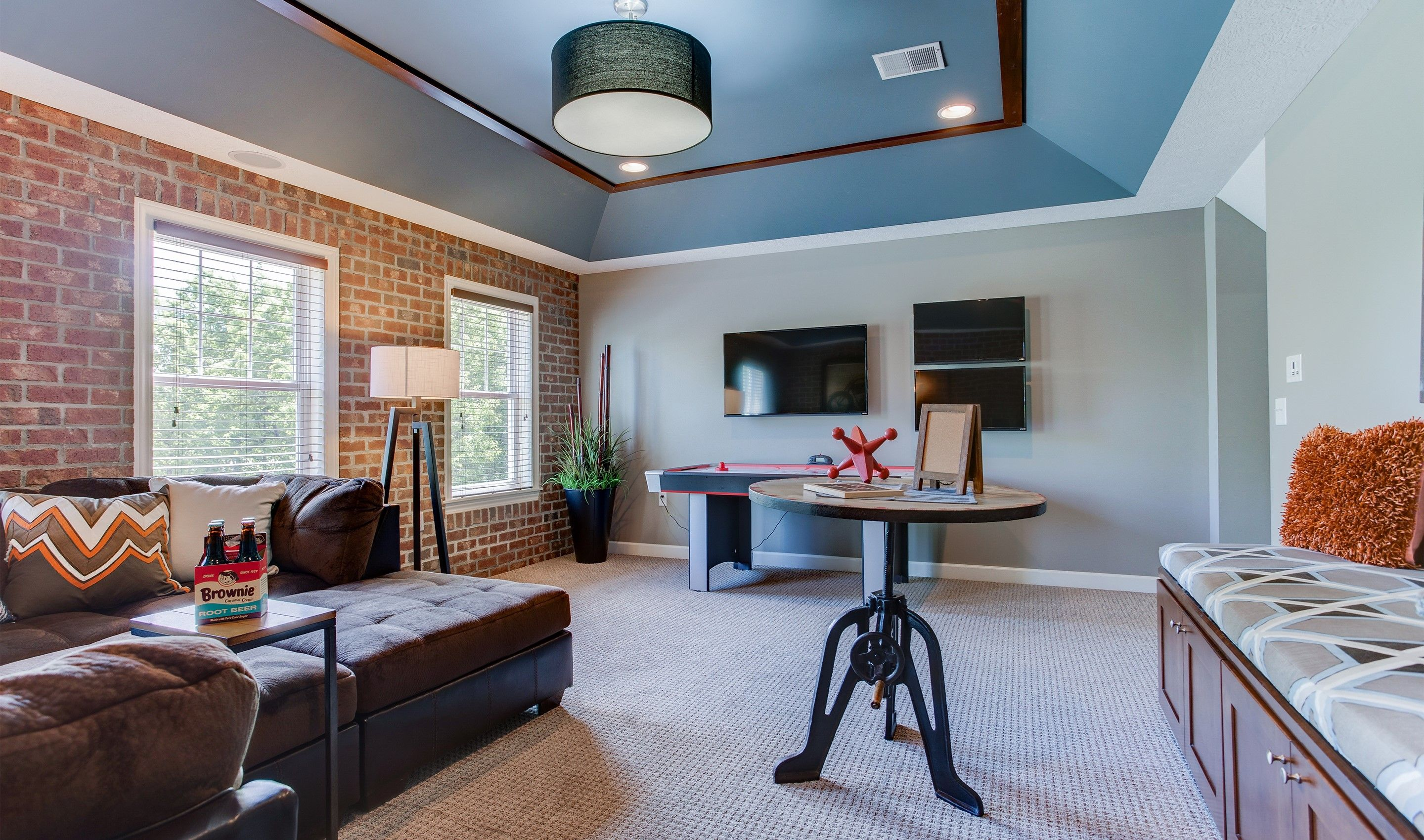 Living Area featured in the Pendleton II By K. Hovnanian® Homes - Build on Your Lot in Toledo, OH
