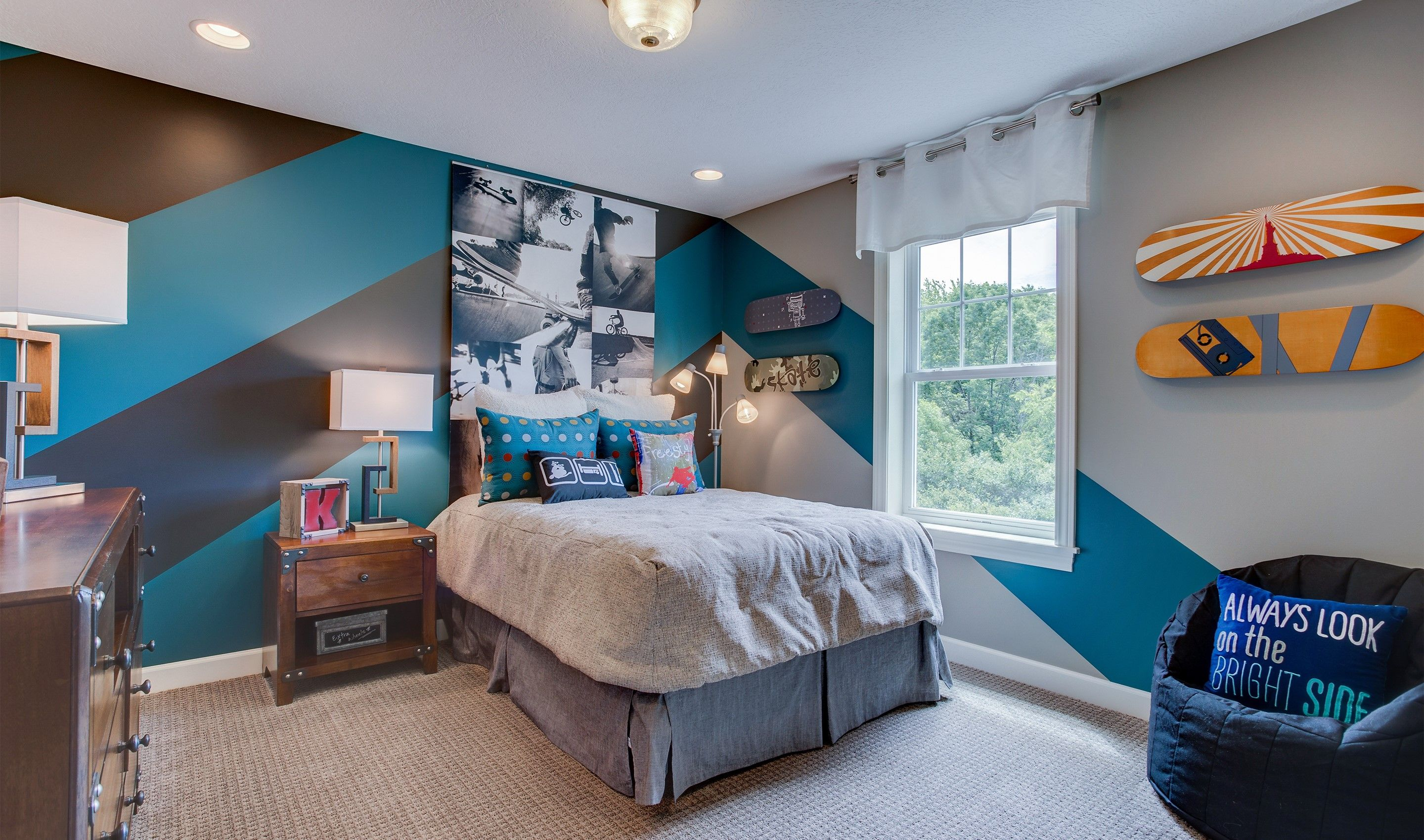 Bedroom featured in the Pendleton II By K. Hovnanian® Homes - Build on Your Lot in Mansfield, OH