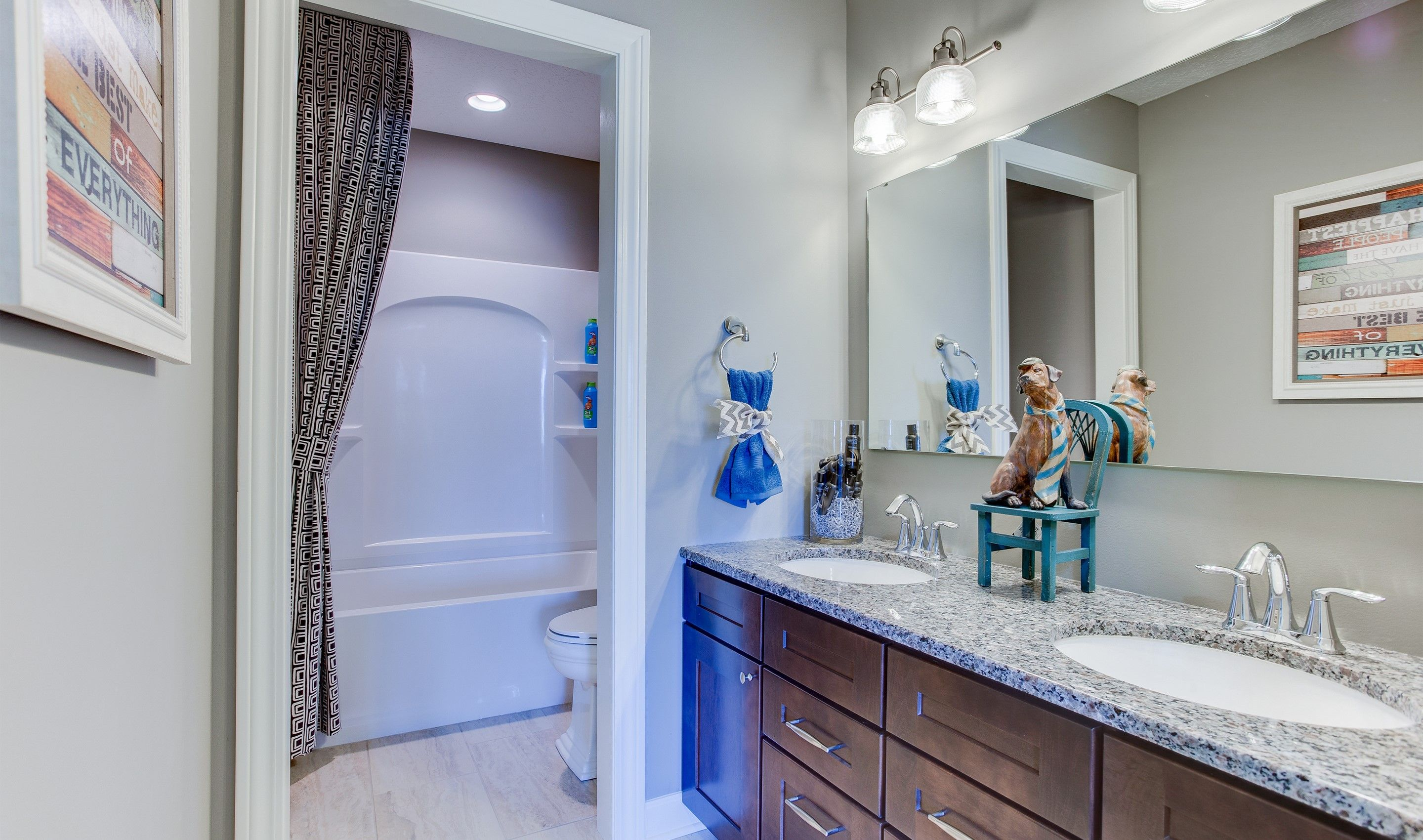 Bathroom featured in the Pendleton II By K. Hovnanian® Homes - Build on Your Lot in Columbus, OH