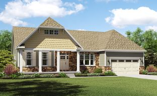 Delaware Design Studio by K. Hovnanian® Homes - Build on Your Lot in Columbus Ohio