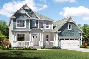 K. Hovnanian® Homes - Build on Your Lot - : Greensburg, PA