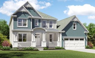 Washington Design Studio by K. Hovnanian® Homes - Build on Your Lot in Pittsburgh Pennsylvania