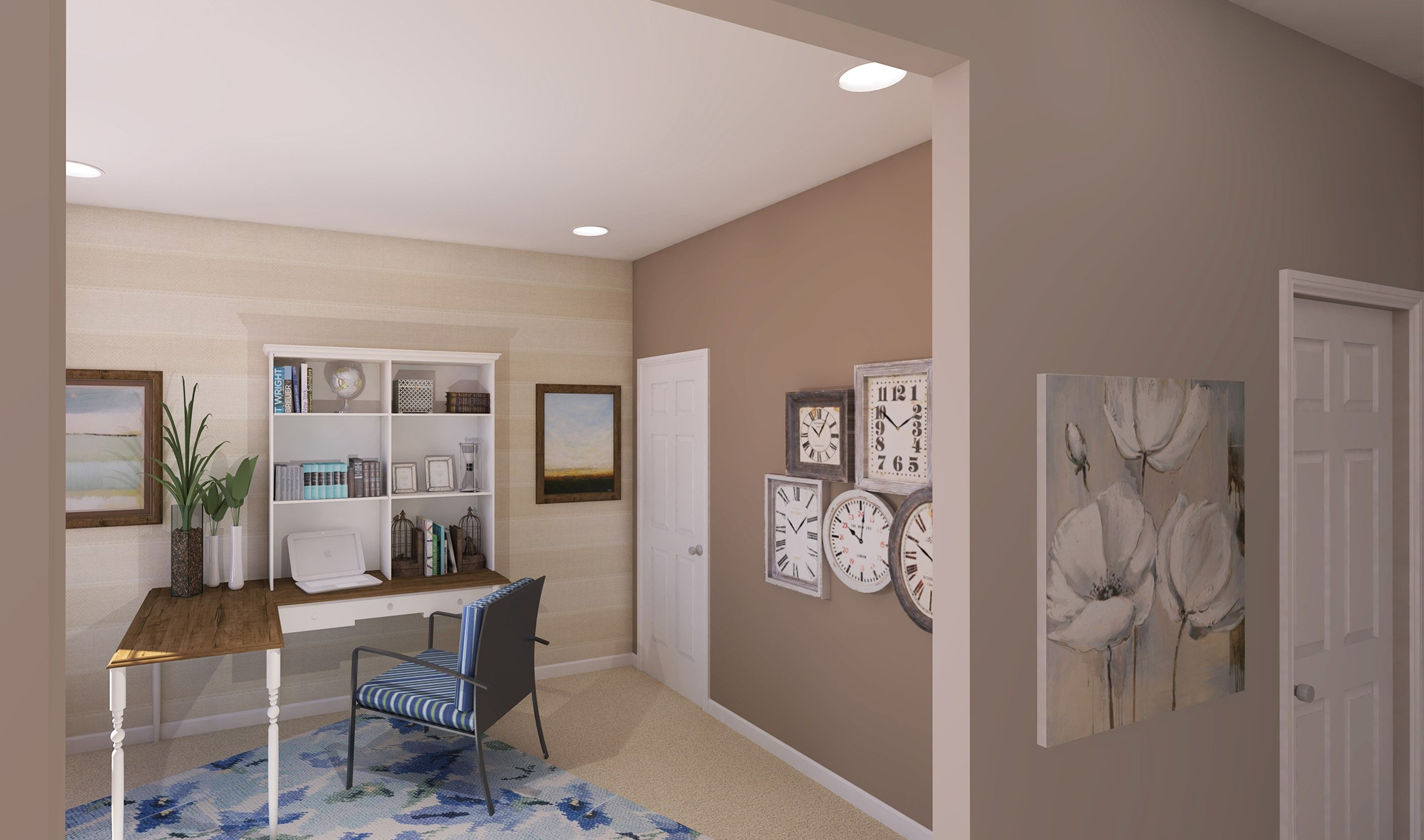 Living Area featured in the Portland By K. Hovnanian® Homes - Build on Your Lot