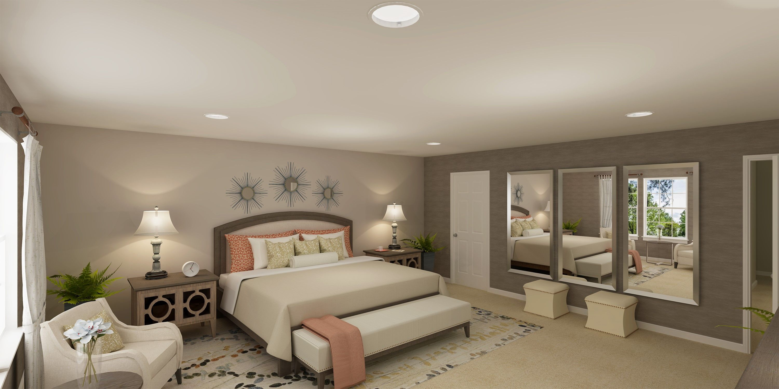 Bedroom featured in the Oxnard I By K. Hovnanian® Homes - Build on Your Lot in Mansfield, OH