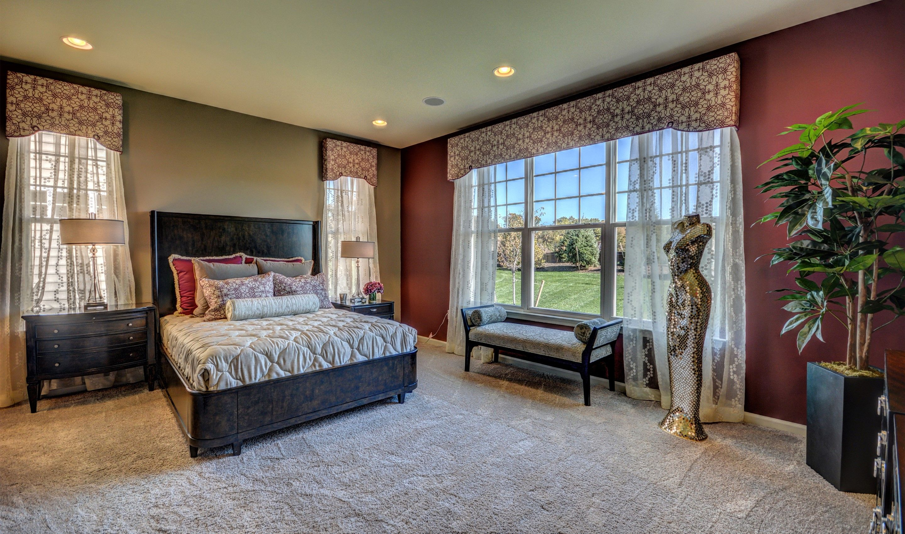 Bedroom featured in the Grenada By K. Hovnanian's® Four Seasons in Charleston, SC