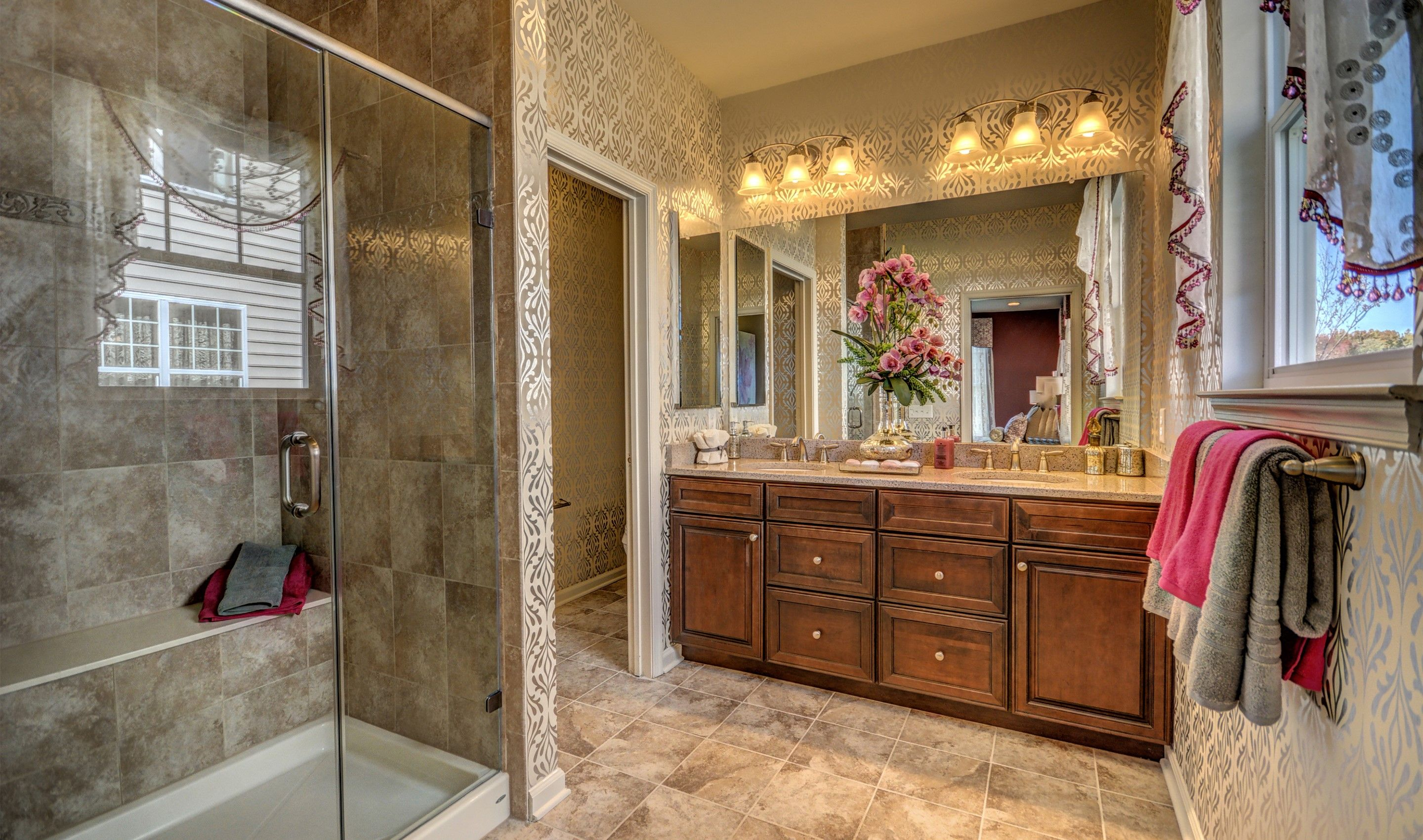 Bathroom featured in the Grenada By K. Hovnanian's® Four Seasons in Charleston, SC