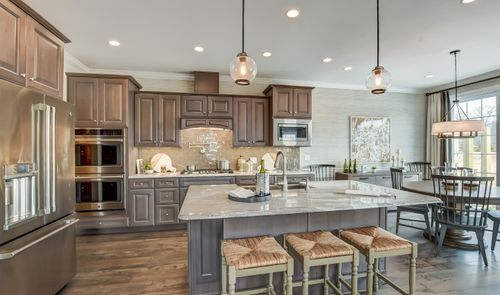 Kitchen-in-Claremont-at-The Residences at Columbia Park-in-Morristown