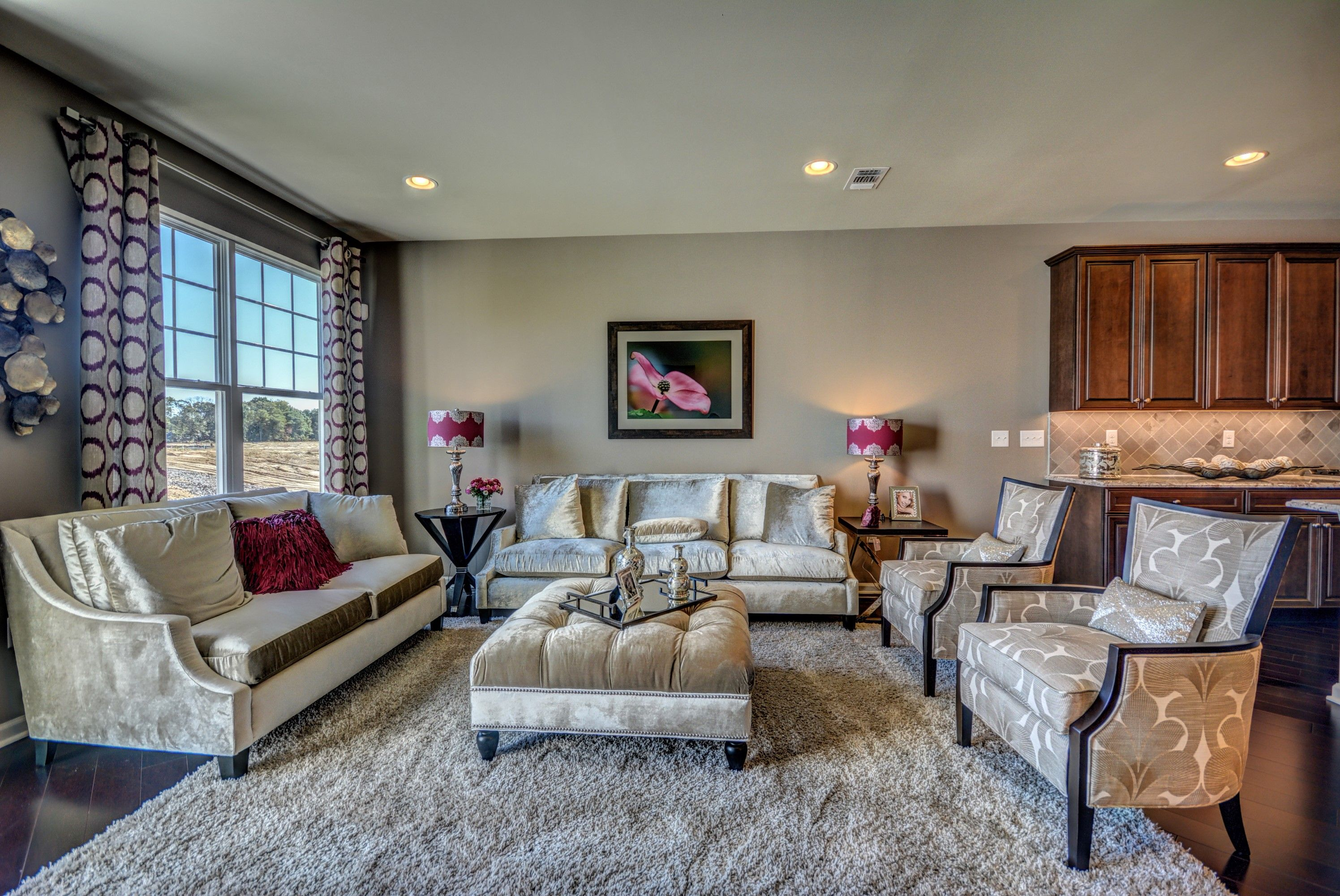 Living Area featured in the Grenada By K. Hovnanian's® Four Seasons in Hilton Head, SC
