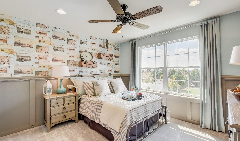Bedroom featured in the Delaware II By K. Hovnanian® Homes in Wilmington-Newark, DE