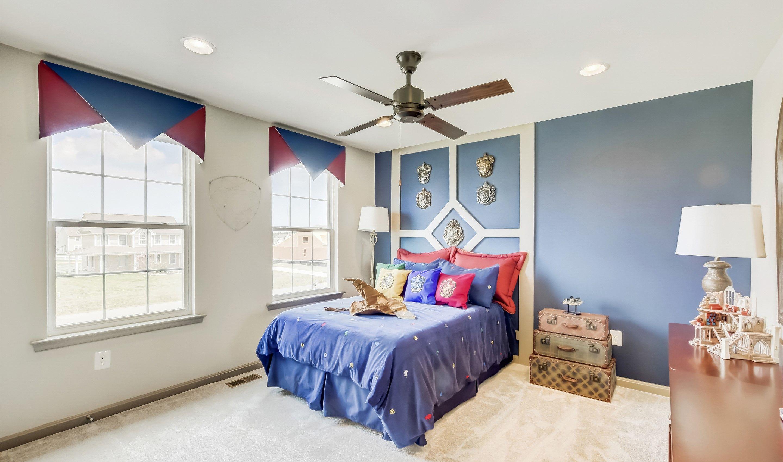 Bedroom featured in the Delaware II By K. Hovnanian® Homes in Dover, DE
