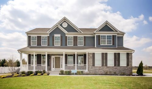 Chestnut Ridge by K. Hovnanian® Homes in Dover Delaware