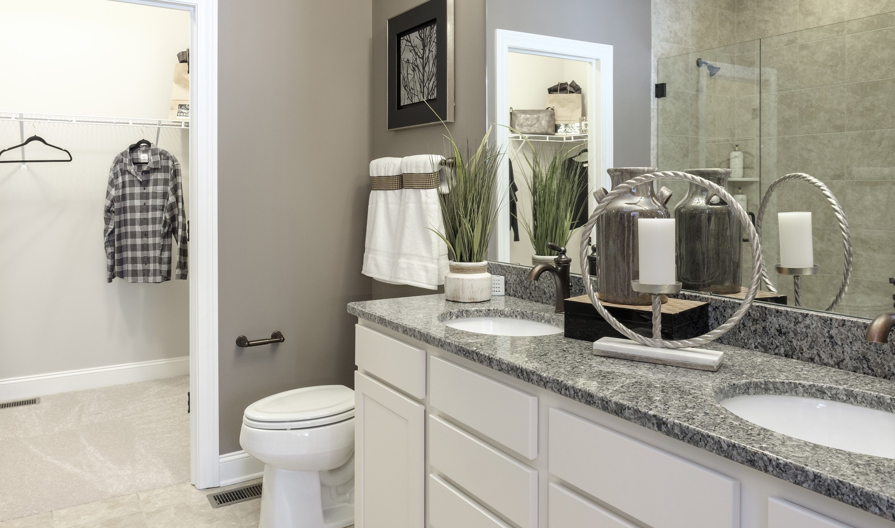Bathroom featured in the Bedford By K. Hovnanian® Homes in Cleveland, OH