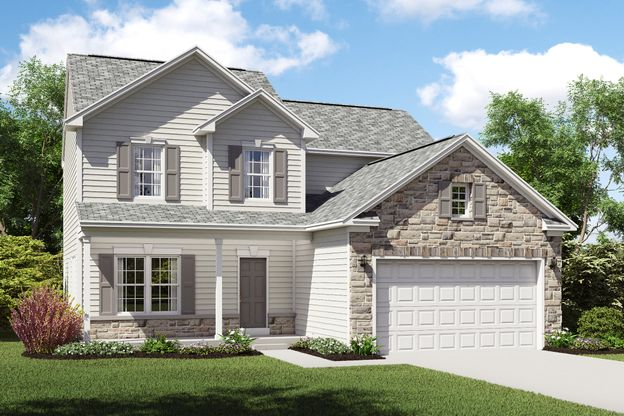 Exterior:Irving C with optional stone