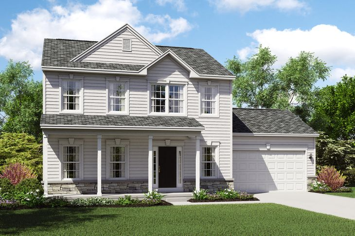 Exterior:Waterford I C with opt. stone