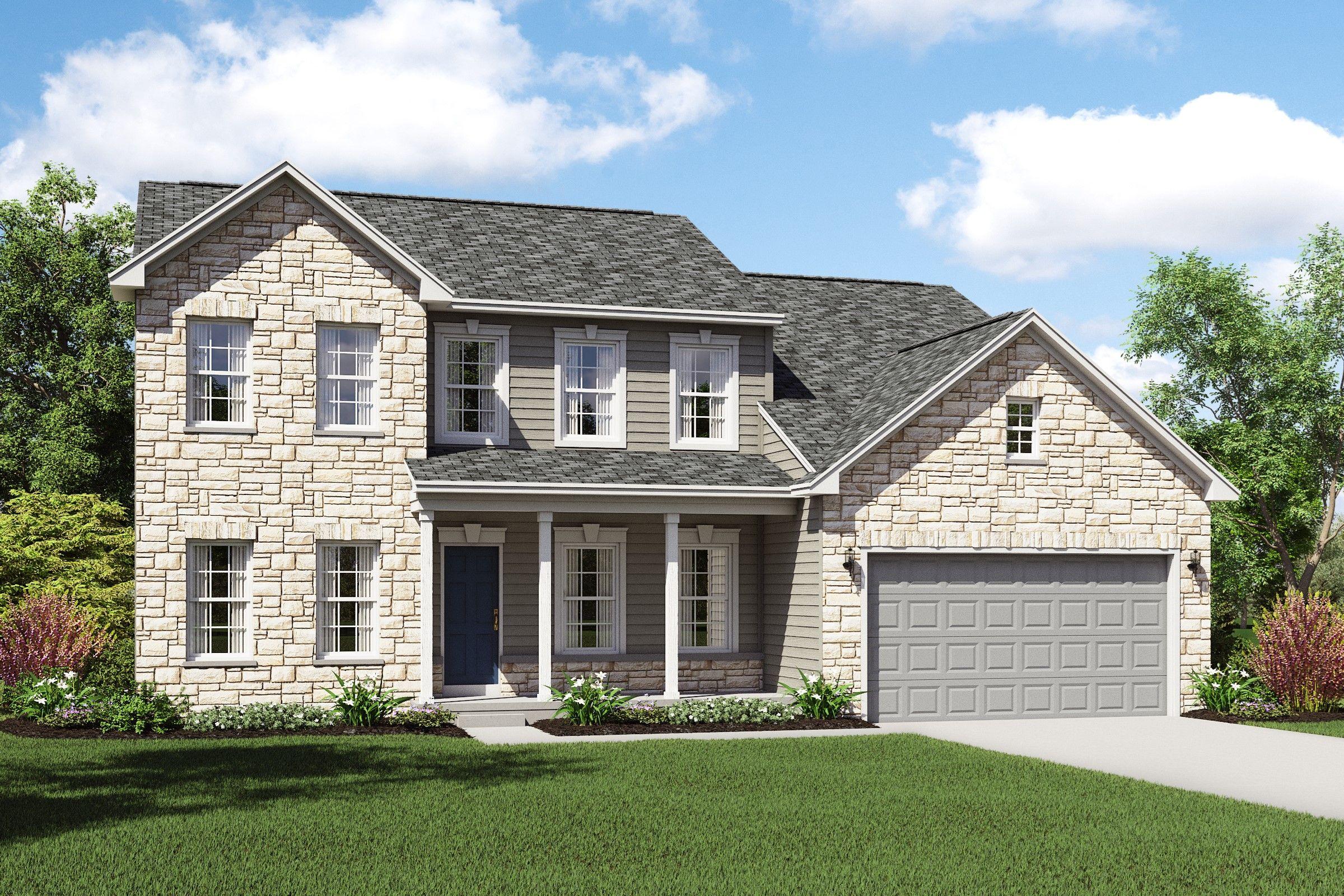 Asbury Pointe in Painesville, OH, New Homes & Floor Plans ...