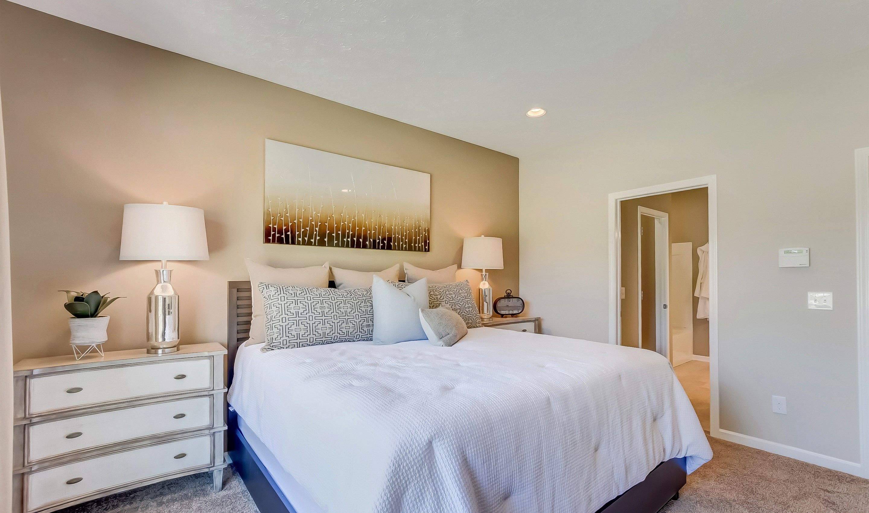 Bedroom featured in the Eastwood By K. Hovnanian's® Four Seasons in Eastern Shore, MD