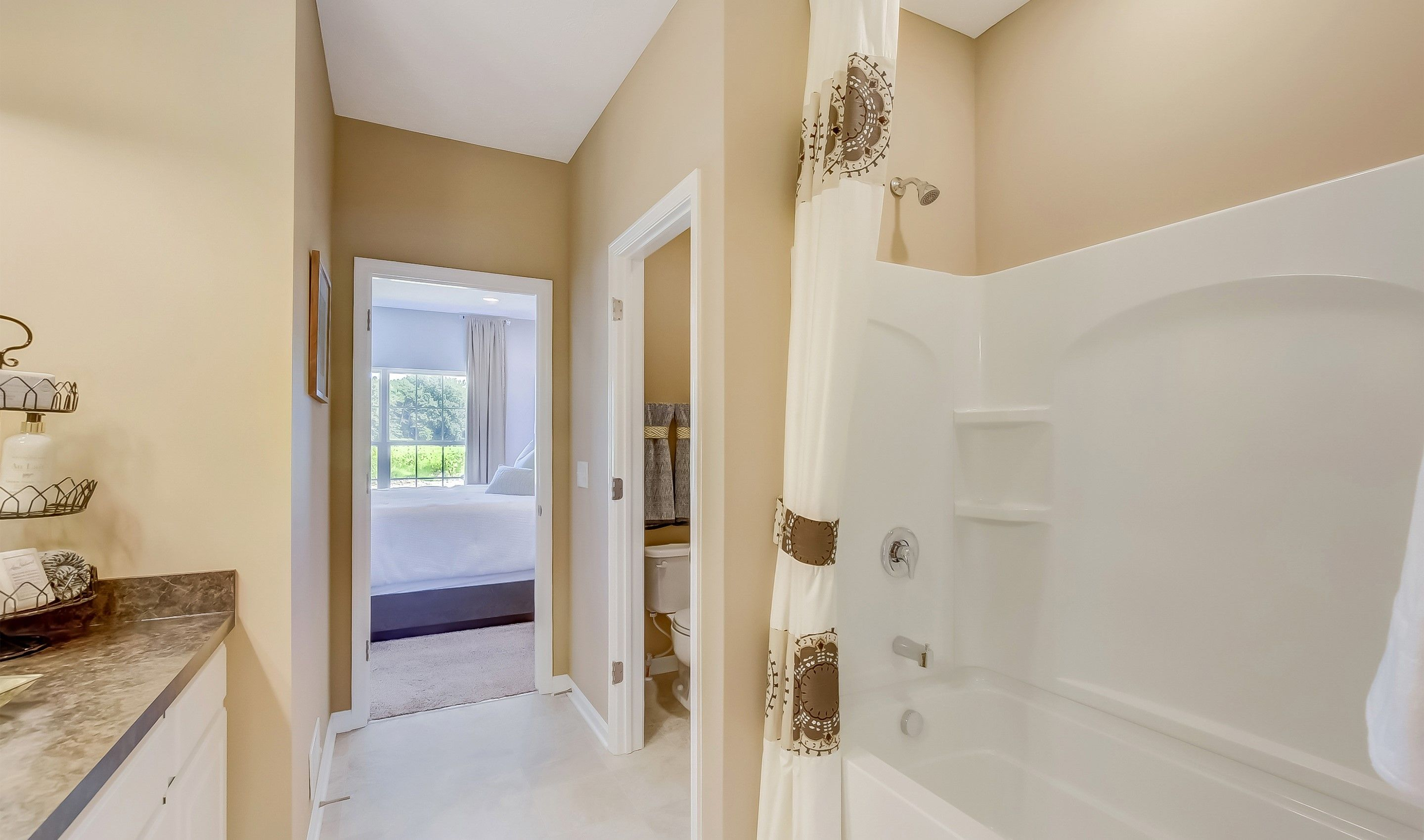 Bathroom featured in the Eastwood By K. Hovnanian® Homes in Cleveland, OH