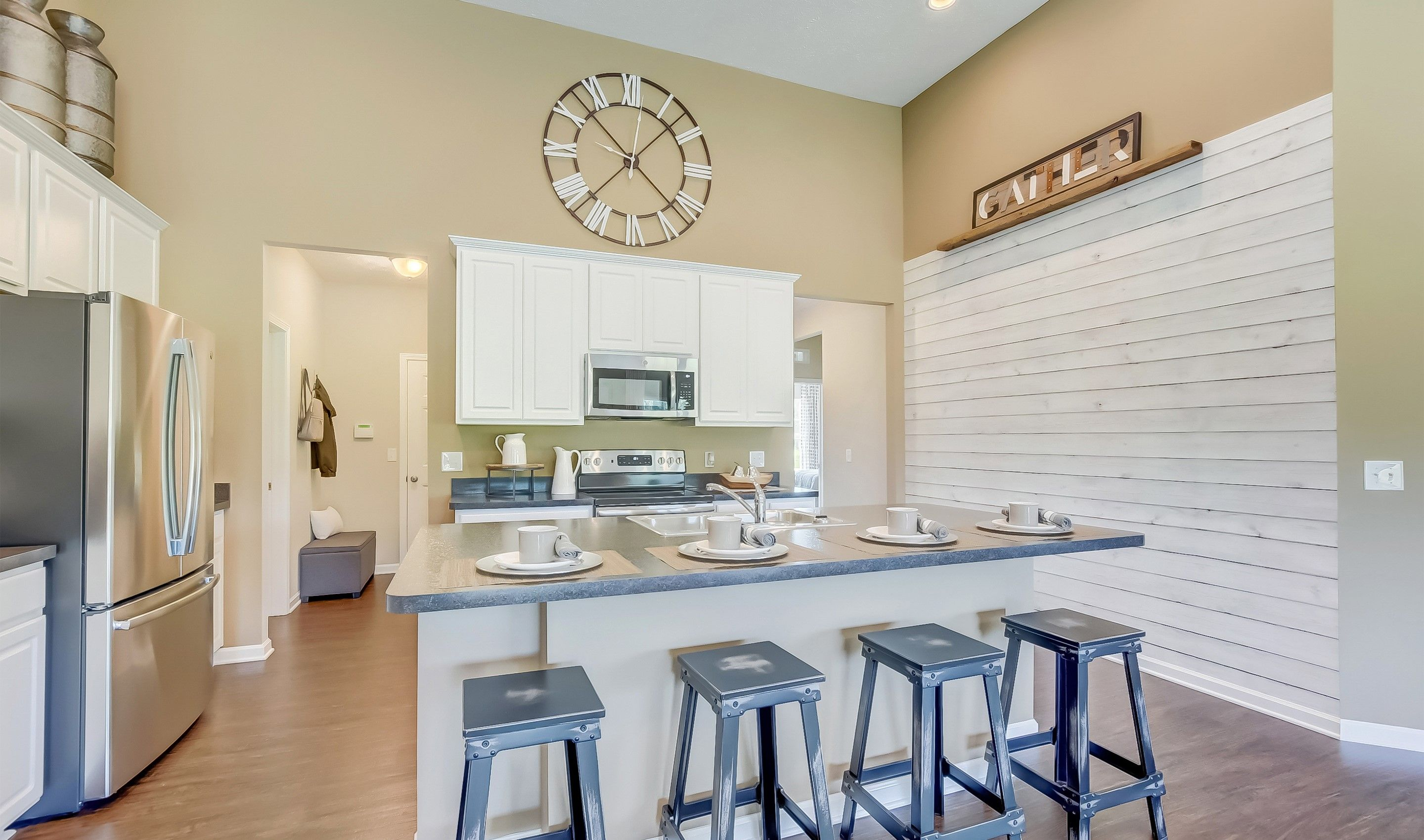 Kitchen featured in the Eastwood By K. Hovnanian® Homes in Cleveland, OH