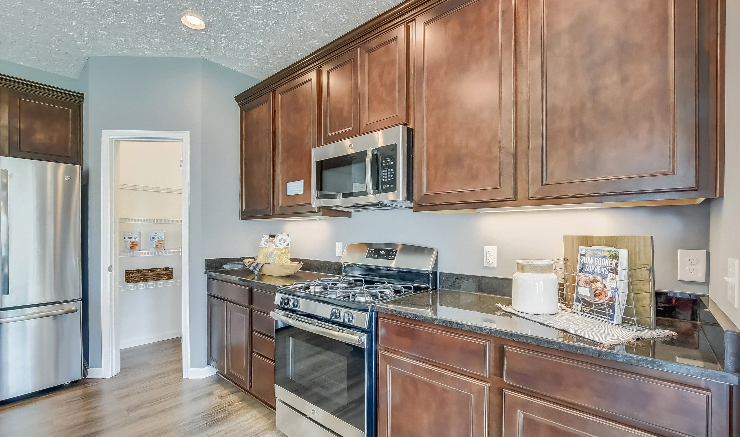 Kitchen featured in the Wellington By K. Hovnanian® Homes in Cleveland, OH