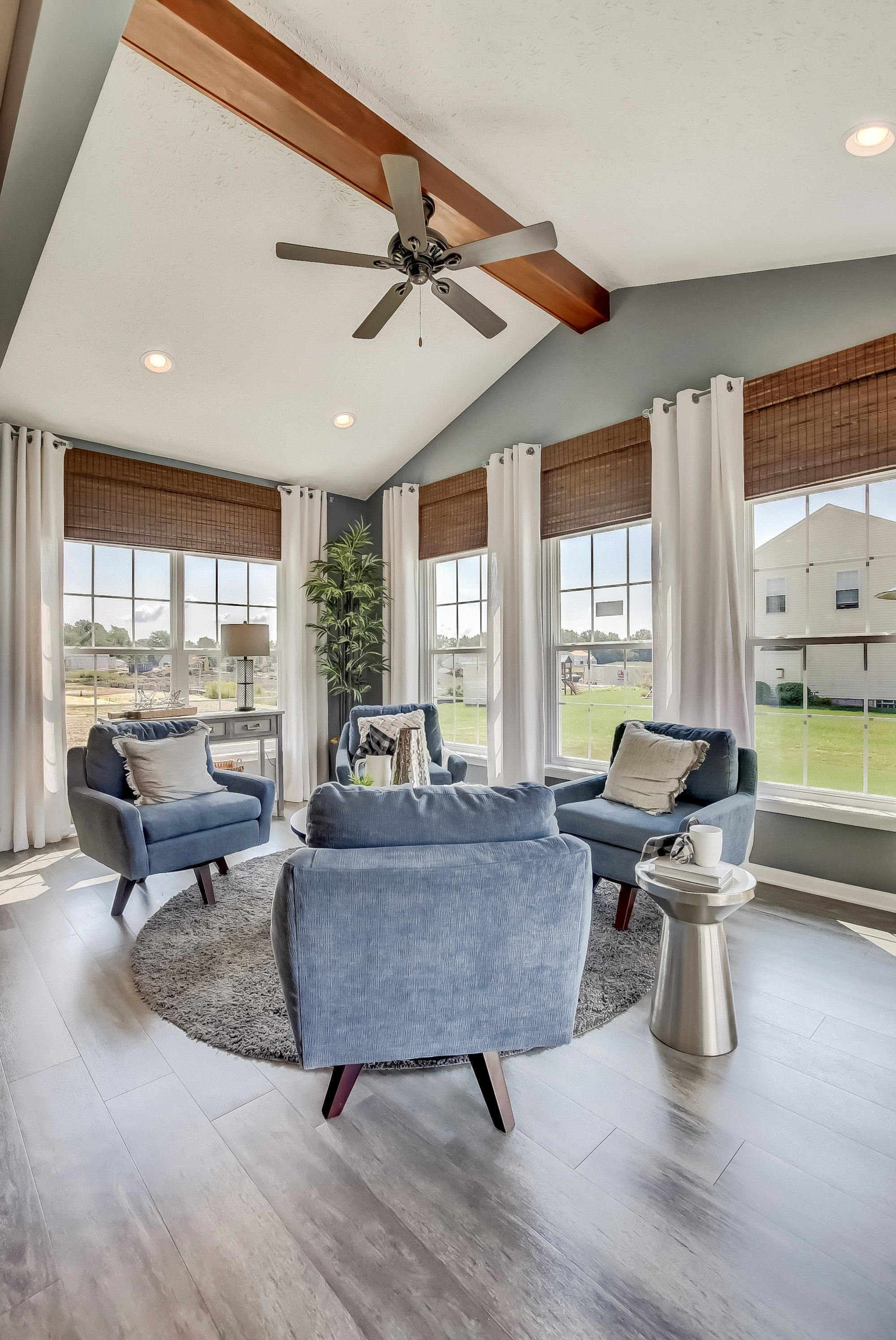 Living Area featured in the Wellington By K. Hovnanian® Homes in Cleveland, OH