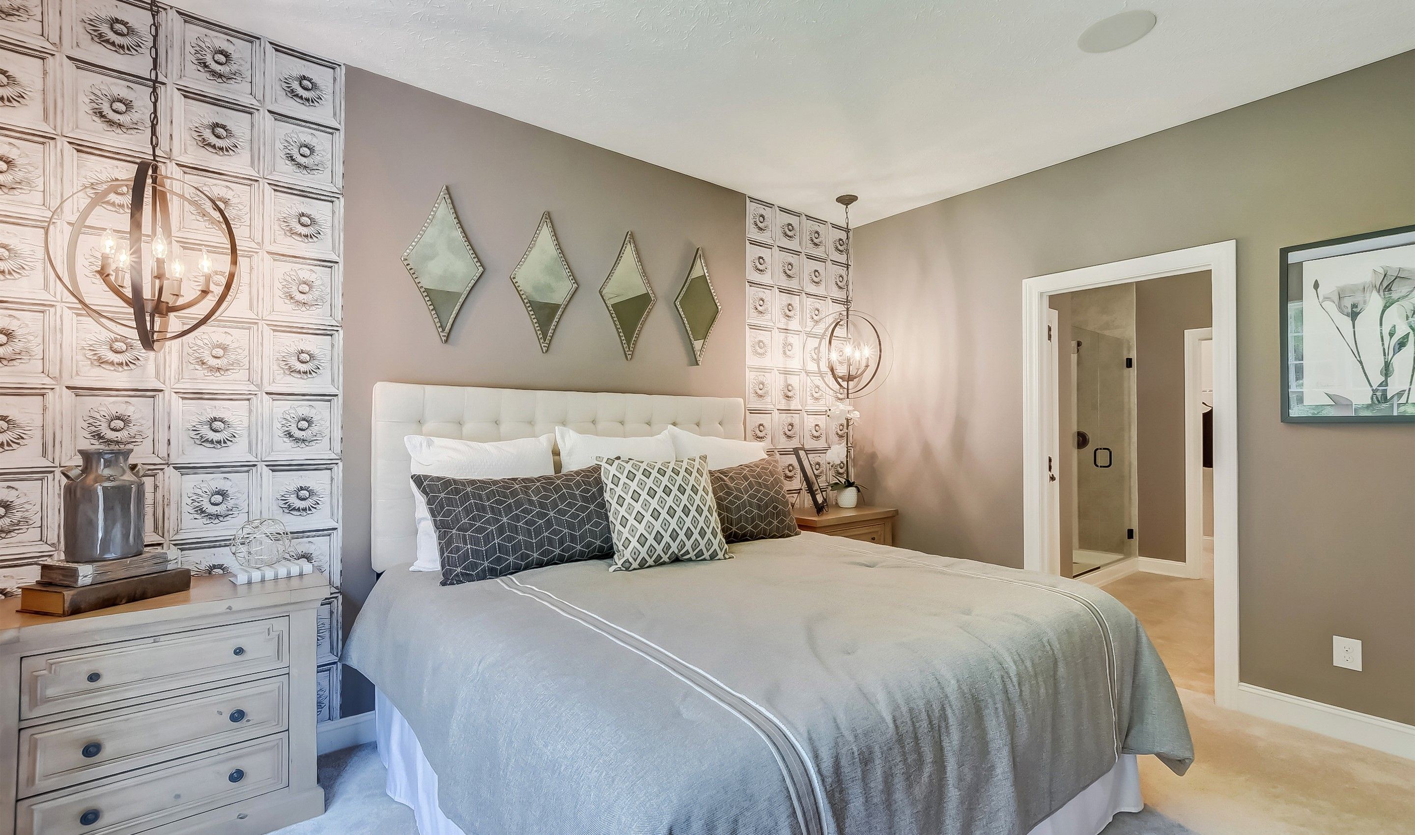 Bedroom featured in the Bedford By K. Hovnanian® Homes in Cleveland, OH