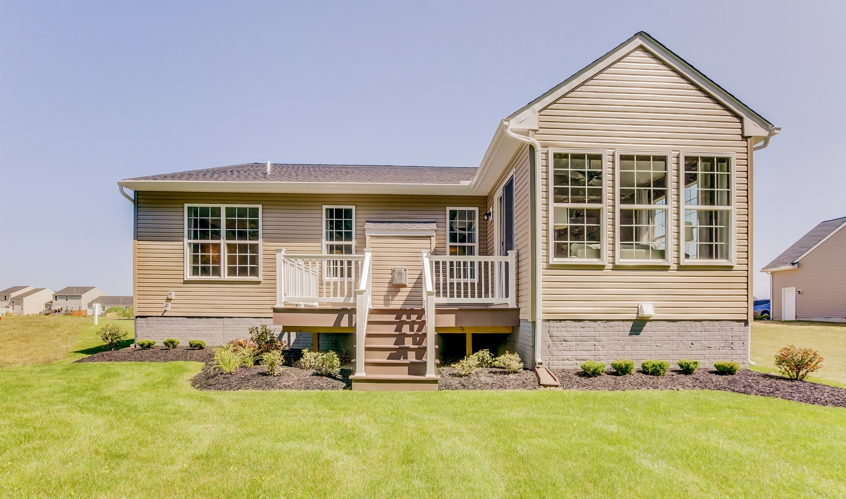 Exterior featured in the Bedford By K. Hovnanian® Homes in Cleveland, OH