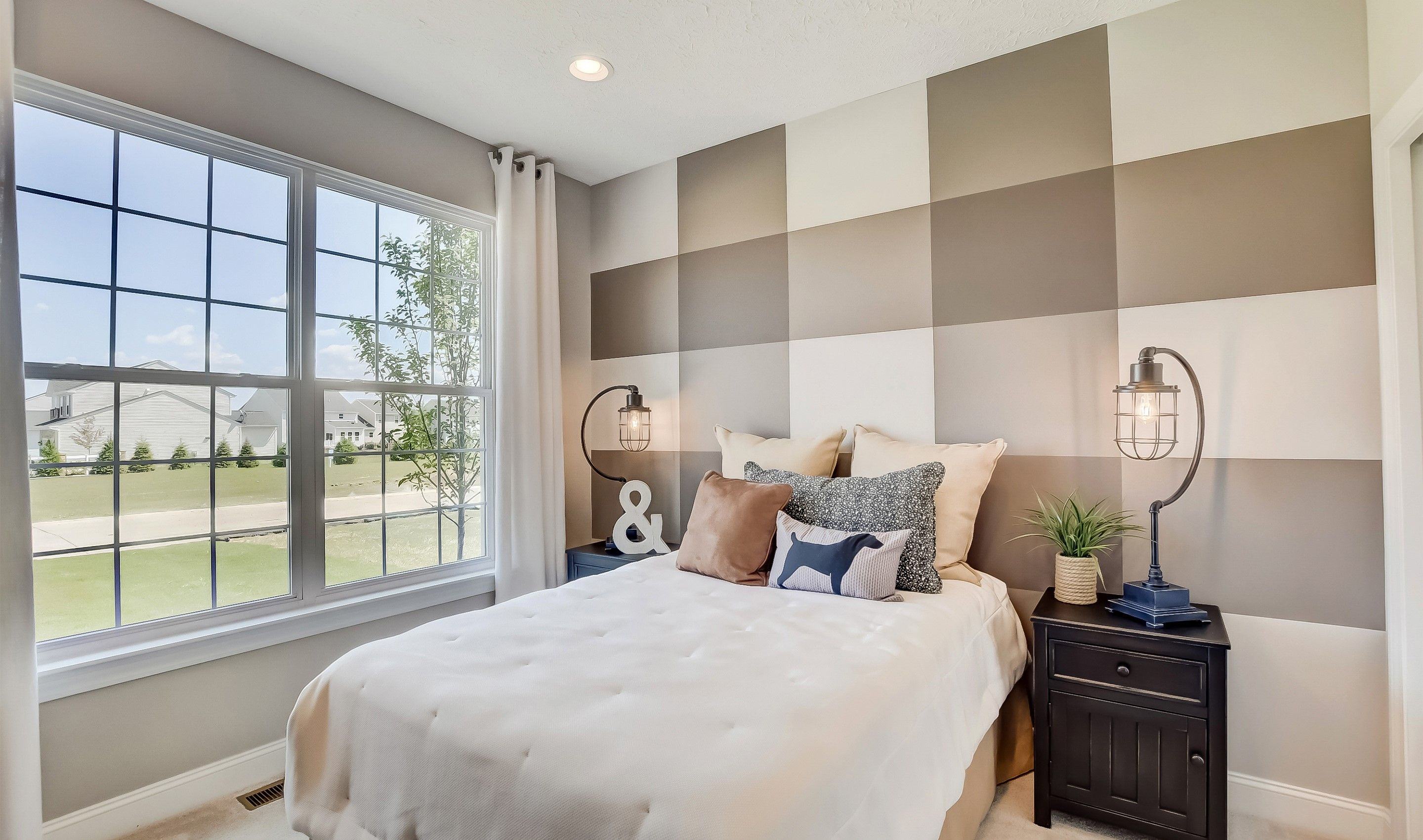 Bedroom featured in the Bedford By K. Hovnanian's® Four Seasons in Cleveland, OH