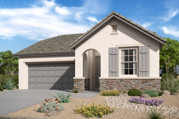 Exterior:Desert Star Cottage