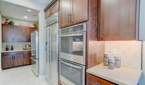 Kitchen-in-Swallowtail-at-K. Hovnanian's® Four Seasons at Ventana Lakes-in-Sun City