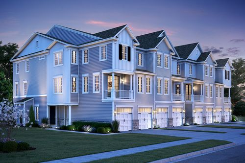Meadow Brook at Hillsborough by K. Hovnanian® Homes in Somerset County New Jersey