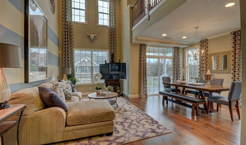 Greatroom-and-Dining-in-Yale II-at-Meadow Brook at Hillsborough-in-Hillsborough