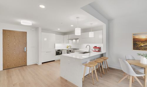 Kitchen-in-A4-at-Nine on the Hudson-in-West New York