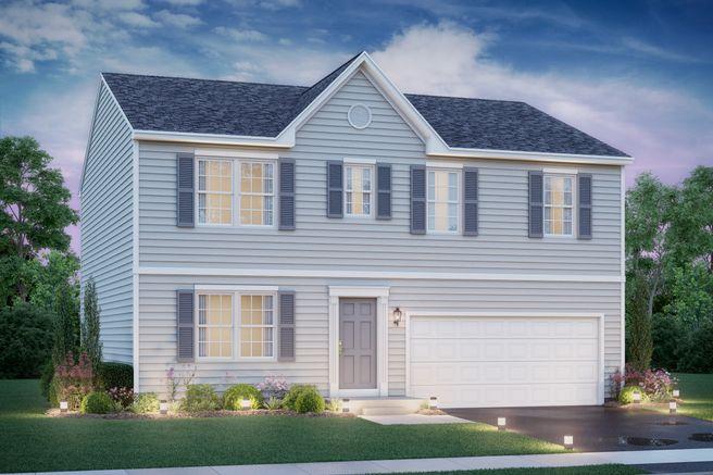 937 Bluegrass Lane (Lowell)