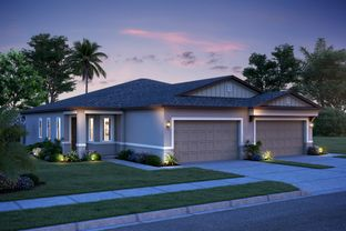 Emerie - K. Hovnanian's® Four Seasons at Orlando: Kissimmee, Florida - K. Hovnanian's® Four Seasons
