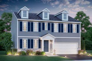 Starks - Aspire at Ashley Pointe: Yorkville, Illinois - K. Hovnanian® Homes