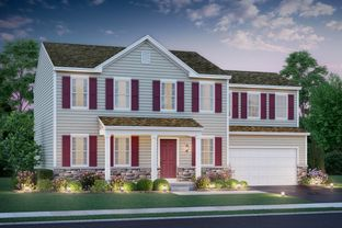 Waterford II - Aspire at Ashley Pointe: Yorkville, Illinois - K. Hovnanian® Homes