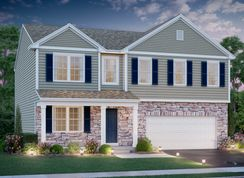 Colton - Aspire at Ashley Pointe: Yorkville, Illinois - K. Hovnanian® Homes