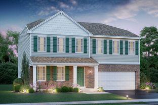 Ellwood - Aspire at Ashley Pointe: Yorkville, Illinois - K. Hovnanian® Homes