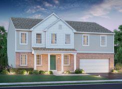Cortland - Aspire at Ashley Pointe: Yorkville, Illinois - K. Hovnanian® Homes
