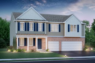 Preston - Aspire at Ashley Pointe: Yorkville, Illinois - K. Hovnanian® Homes