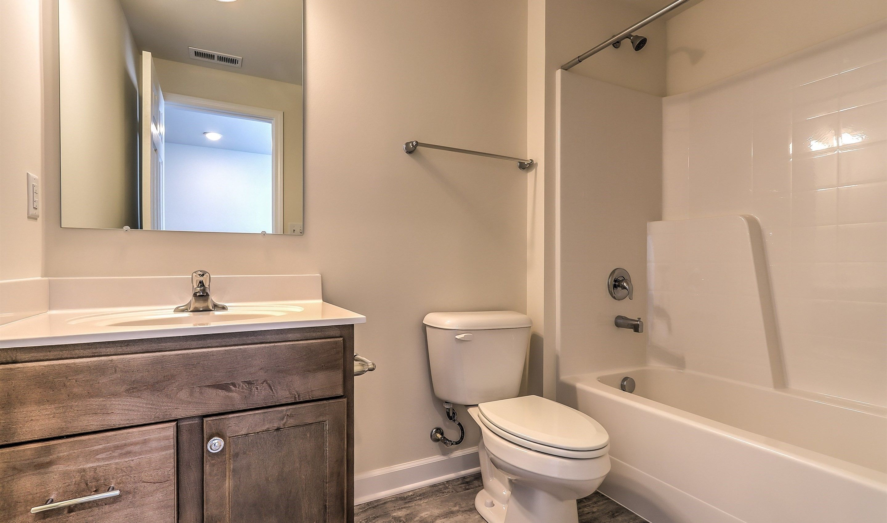 Bathroom featured in the Ellwood By K. Hovnanian® Homes in Chicago, IL