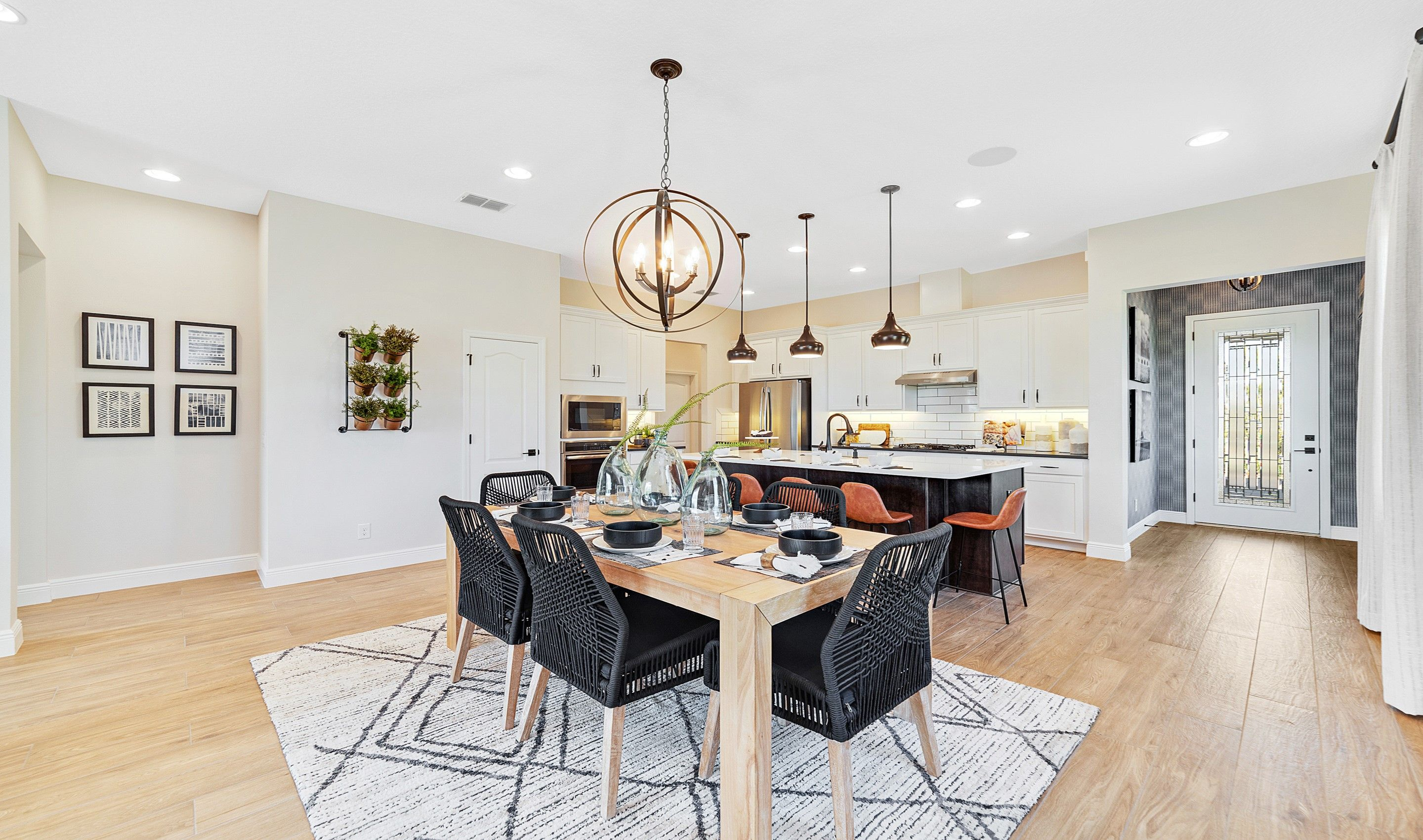 Kitchen-in-Emerie - Villa-at-K. Hovnanian's® Four Seasons at Orlando-in-Kissimmee