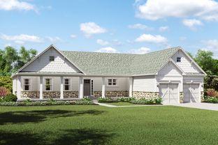 Sedgwick - Delaware Design Studio: Sunbury, Ohio - K. Hovnanian® Homes - Build on Your Lot