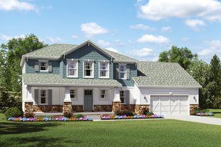 Turner - Delaware Design Studio: Sunbury, Ohio - K. Hovnanian® Homes - Build on Your Lot
