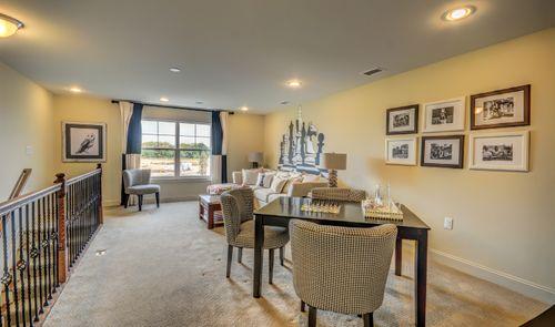 Recreation-Room-in-Killarney II Loft-at-K. Hovnanian's® Four Seasons at Monroe-in-Monroe