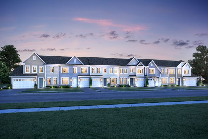 seacrest III new homes at retreat at millstone