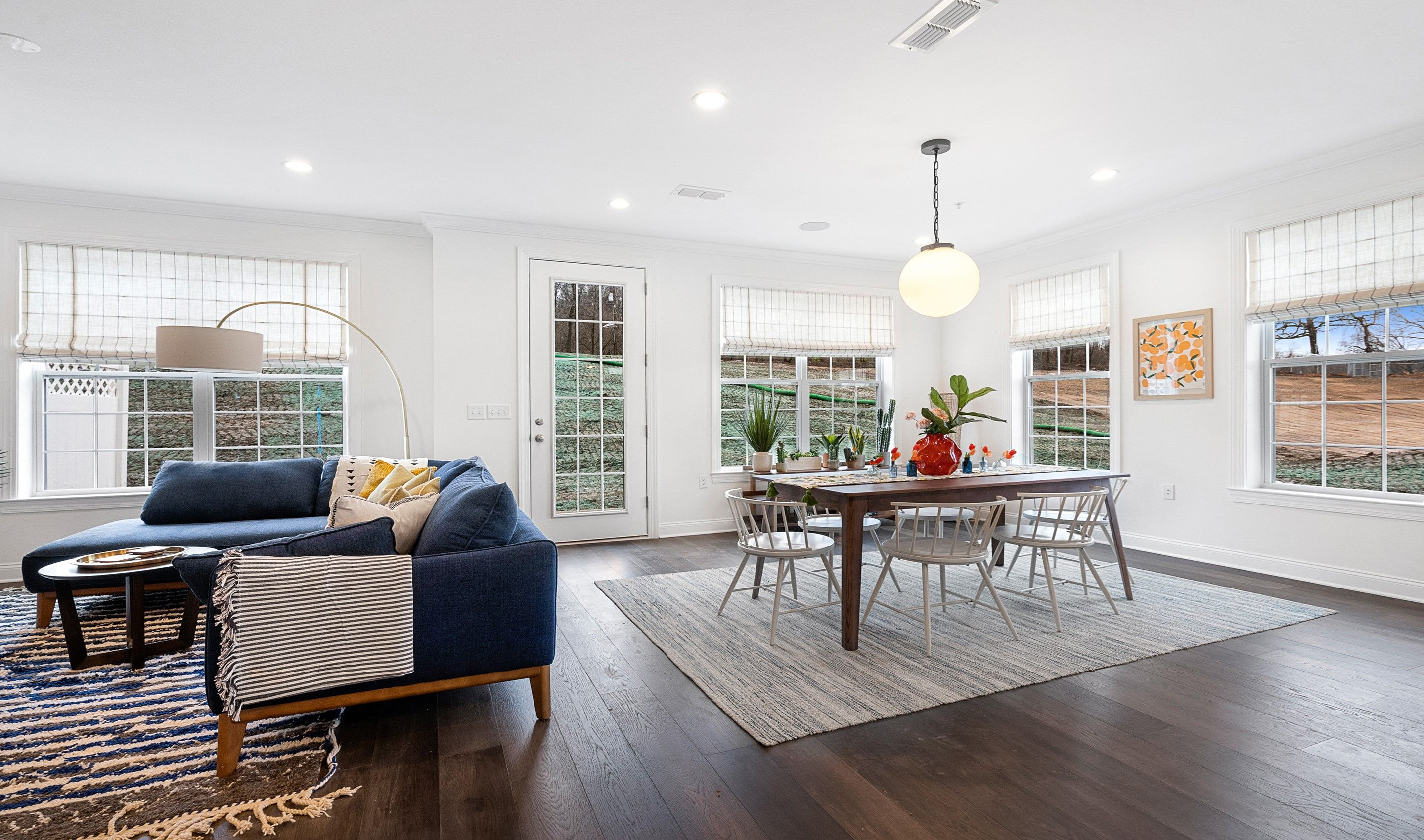 Greatroom-and-Dining-in-Norfolk II-at-Meadow Brook at Hillsborough-in-Hillsborough
